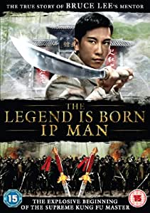 The Legend Is Born: Ip Man [DVD]