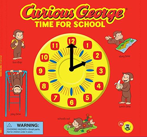 Curious George: Time for School por H. A. Rey