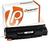 Bubprint Toner kompatibel für HP CE278A 78A für Laserjet M1500 M1536DNF M1537DNF M1538DNF M1539DNF P1566 P1600 P1606DN P1607DN P1608DN P1608DN Schwarz