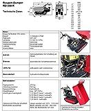 Motorschubkarre Powerpac RD500R Raupendumper - 7