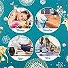 Luckyfine Aceites Esenciales para Humidificador 8 x 10 ml 100% Puros y Naturales, Regalo Perfecto para Todas Ocasiones - Ayuda a dormir, relajarse y refrescarse para SPA, Masajes, Aromaterapia, Baño