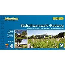 Südschwarzwald Radweg - Randwandern rund um den NP. GPS wp scale: 1/50