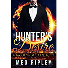 Hunter's Desire (Dragons Of Sin City)