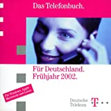 Telefonbuch für Deutschland -  Frühjahr 2002