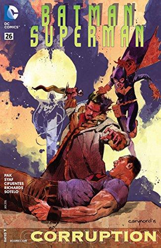 Batman/Superman (2013-2016) #26 (English Edition) -