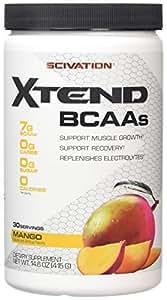 Scivation, Xtend BCAAs, Mango, 30 Servings