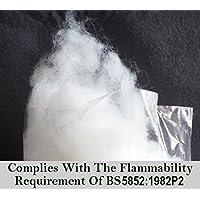 1000gramos Super Suave Blanco (relleno de fibra de poliéster/relleno para Soft Toys cojines, almohadas