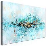 murando Cuadro en Lienzo Abstracto 120x60 cm 1 Parte Impresión en Material Tejido no Tejido Impresión...