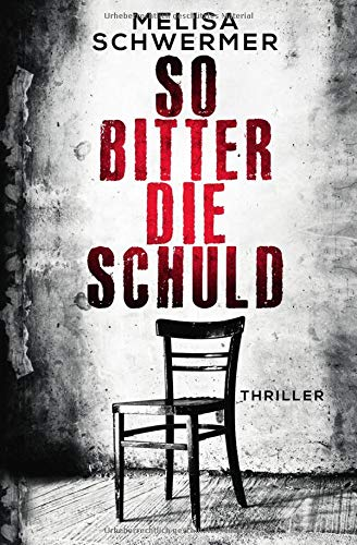 Image of So bitter die Schuld (Fabian Prior, Band 1)