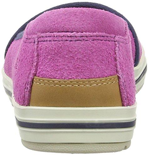 Timberland Casco Bay Ftw_ek Casco Bay Leather Slip On, Ballerines fermées femme Violet - Violet