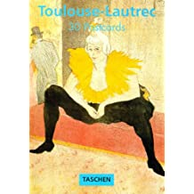 Henri de Toulouse-Lautrec (Postcardbooks)