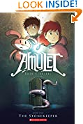 #8: Amulet#01 The Stonekeepers (Graphix)
