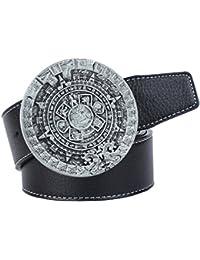 Ceinture de cuir marron, ceinture pour homme, femmes ceinture, ceinture de  petite taille, pression interchangeables de ... 0a60ad3cf0a