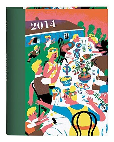 Welt-Feiertage 2014: Kalenderbuch