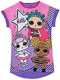LOL Surprise! Camicia da Notte delle Ragazze Bambole Viola 10-11 Anni