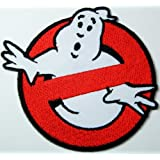 Parche Parches Ghostbusters Movie Logo Embroidered Iron on Patch style01