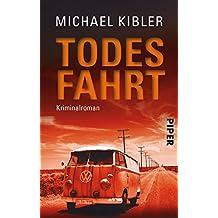 Todesfahrt: Kriminalroman (Darmstadt-Krimis 5)