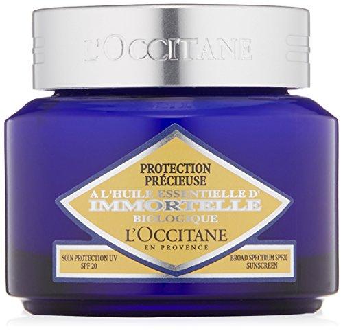 L'Occitane Immortelle Precious Protection Crema con SPF 20 - 50 ml