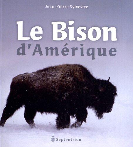 Le Bison d'Amérique par Jean-Pierre Sylvestre