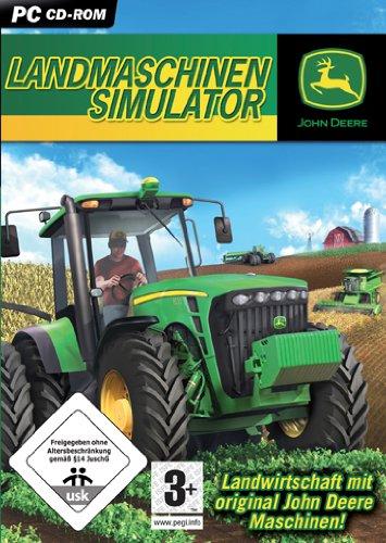 John Deere: Landmaschinen-Simulator