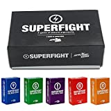Card Boy Superfight + SUPERFIGHT Purple + Blue + Red + Green + orange Extensions