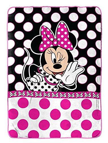 Disney Mickey Chevron Bettwäsche Decke, Gepunktet, Twin (Mickey-mouse-twin Bettwäsche)