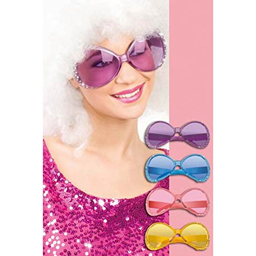 Boland AC2524 Partybrille Chill Strass