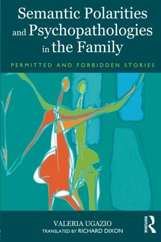Semantic Polarities and Psychopathologies in the Family: Permitted and Forbidden Stories por Valeria Ugazio