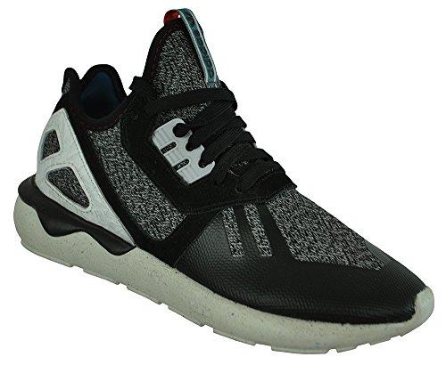 adidas Tubular Runner Originals Trefoil Hommes Sneaker Chaussures de Sport Noir