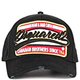 Gorra Dsquared2 Color Negro