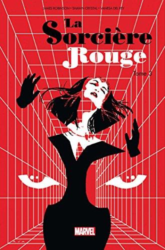 La sorcière rouge T03, Livres