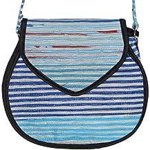 KHAMIR Women's Sling Bag (Blue)
