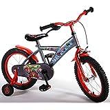 Bicicleta Niño Avengers 16pulgadas ruotine Plata