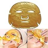 mascarilla de oro 24K de colageno facial