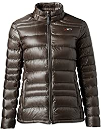 Yeti Desire Jacket Women–Chaqueta de plumón, marrón intenso