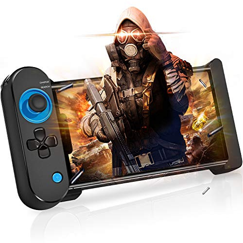 IOS Controller, BEBONCOOL Mobile Controller für iPhone/iPad, Wireless Gamepad Handy Controller für IOS, Wireless Controller für PUBG Mobile/Arena of Valor/Knives Out/Strike of Kings -
