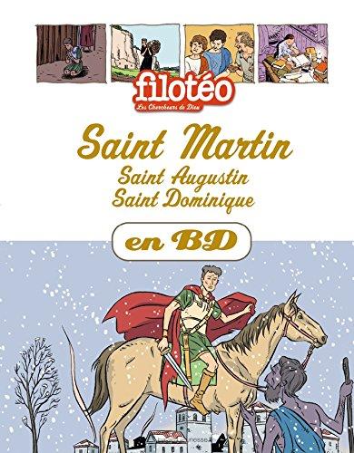 Saint Martin en BD: Saint Martin - Saint Augustin - Saint Dominique