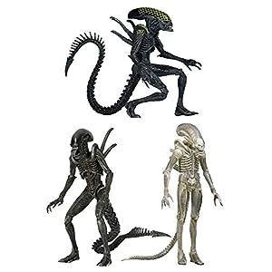 Caja Figuras Alien Avp Serie 7(14) 11