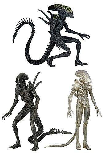 Caja Figuras Alien Avp Serie 7(14) 1