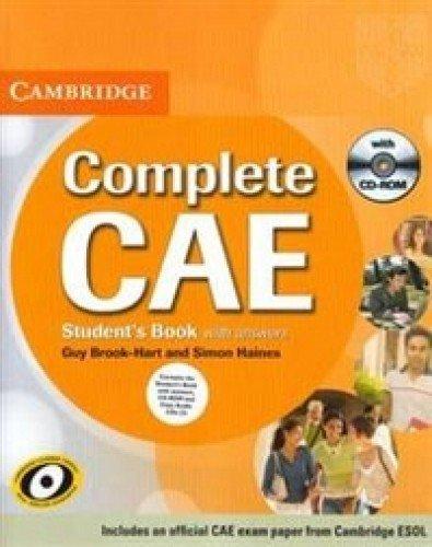 Complete Cae Student`S Book (S Otvetami)(+Cd)+Classique Larousse (Sd)