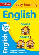 English Ages 5-7 (Collins Easy Learning KS1)
