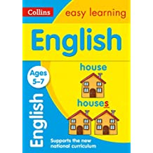 English Ages 5-7 (Collins Easy Learning)