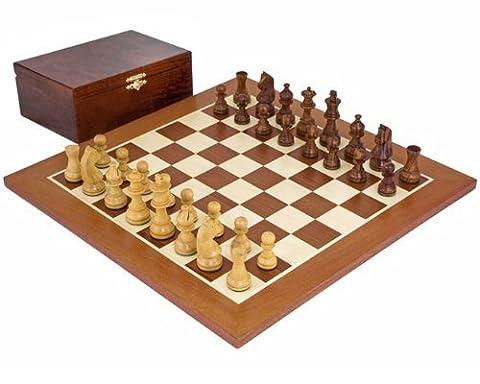 The Down Head Sheesham Championship Chess