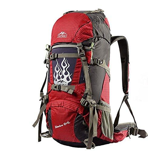 Paar outdoor-Sportarten Klettern Tasche/Rucksack Reisen/ bulk Schultern außerhalb Paket Rot