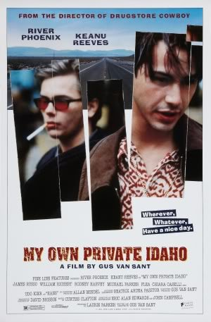 MY OWN PRIVATE IDAHO - RIVER PHOENIX – Imported Movie Wall Poster Print – 30CM X 43CM KEANU REEVES