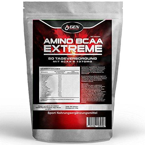 Amino BCAA Extreme