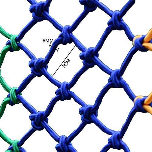 Schutznetz Sicherheitsnetz Fischnetz Deckendekor Pflege Netzwerk außerhalb der Stadt, Hauptdekoration net, im Freien dekorativen Zaun, Outdoor-Kinder-Kletternetz, Netzbespannung, Balkon Treppe Widerst