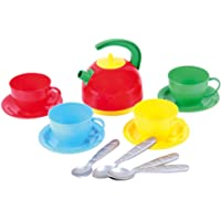 Bino 83208 Kids Tea Set, Colourful