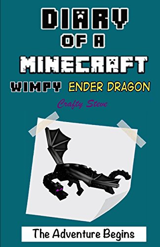 Diary of A Minecraft Wimpy Ender Dragon: The Adventure Begins