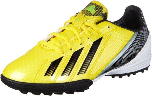 Gelb Adidas Desempenho F10 Trx Tf J G65375 Jungen Fußballschuhe (s13 Amarelo Vivo / Preto Um Corredor Branco Ftw)